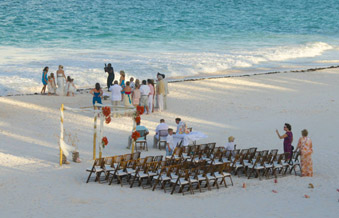 Wedding Venue at Coral Sands Resort